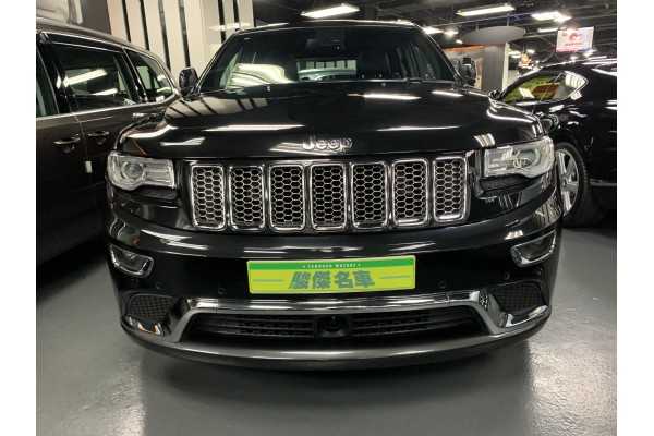 *JEEP GRAND CHEROKEE SUMMIT
